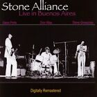 Stone Alliance - Live In Buenos Aires (2006) - Used - Compact Disc