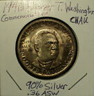 Silver Booker T. Washington Commemorative
