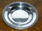 Vintage 1947 Reed & Barton Sterling Silver Plate 10 3/4