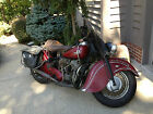 Indian : CHIEF 1946 indian chief red original