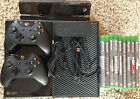 Microsoft Xbox One (Latest Model)- 500 GB Black Console (With Kinect) Bundle