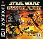 Star Wars: Demolition  (Sony PlayStation 1, 2000)
