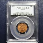 1909 Indian Cent PCGS MS64 RB (61300)