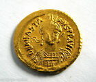 491 - 518 A.D Late Roman Empire ANASTASIUS I Gold Solidus Coin.Constantinople