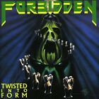 Forbidden - Twisted Into Form [CD New]