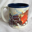Karen Kae Golf Anyone Print Coffee Mug Vintage 1991 Golfer Gift Excellent Bag