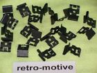 GM Buick Pontiac Window Reveal Moulding Clips 1955 & Up Windshield Rr Window 923