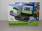 Discovery Kids Teach And Talk Blue Exploration Laptop For Boys
