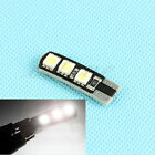 1pc Canbus T10 194 168 W5W 5050 6 LED SMD White Car Side Wedge Light Lamp Bulb