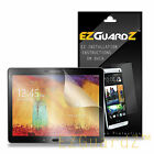 3X EZguardz Clear Screen Protector 3X For Samsung Galaxy Note 10.1
