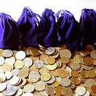 BIG DEAL! 1/2 POUND WORLD COINS COLLECTOR GIFT BAG WHOLESALE COIN LOT INVEST NOW