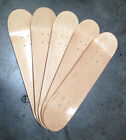 Skateboard pro decks 5 pcs, blanks, 7.5