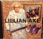 Poetic Justice by Lillian Axe (CD, 1992, I.R.S. Records (U.S.)) SIGNED BY BAND