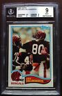 1982 TOPPS #44 Cris Collinsworth RC Graded BVG MINT 9