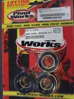 Rear Wheel Bearing Kit Aluminum Retainer Honda 1990-99 CR 125R/250R 90-01 CR500R
