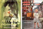 Agns Vardas CLEO FROM 5 TO 7 rare 1sh from 1962 2 sided print rolled