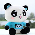 Cute China Treasure Panda Soft Stuffed Animals Doll Plush Toy Kids Gift Blue