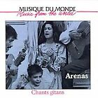 Arenas - Chants Gitans (1997) - Used - Compact Disc