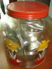 ANTIQUE VINTAGE HOOSIER CABINET COOKIE JAR ART FURNITURE TOOL GADGET OLD RARE