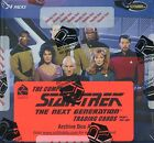 Complete Star Trek TNG Series 1 Archive Box  Autographs A+B CARD BOXES