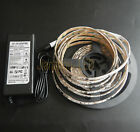 Complete KIT 5M WS2811 30LED M Horse Race Strip Light Lamp + 12V 6A Power Supply