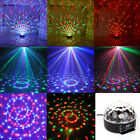 New Party Disco Club KTV Light Crystal Magic Ball Effect LED RGB Stage Lighting