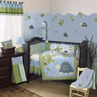 Turtle Reef 9 Piece Baby Crib Bedding Set w/ Bumper by Cocalo