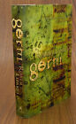 GERM SIGNED BY ROBERT LIPARULO 1ST ED HC IN DJ