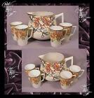 Nippon ~ Hand Painted Cider Set ~ c.1900-10