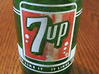 1954 7 OZ OUNCE 7 UP BOTTLE GREEN BAY, WISCONSIN YOU LIKE IT SEVEN UP DURAGLAS
