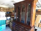 Cherry Hutch or China Cabinet