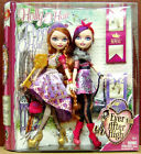 NEW! HOLLY and POPPY O'HAIR Daughters of Rapunzel 2 Pack EVER AFTER HIGH  - NIB!