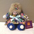 LEANNE THE CLOWN DECORATIVE COLLECTIBLE CLASSIC TREASURES WITH ORIGINAL TAG