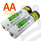 8 pcs AA SDNMY 3800mAh Rechargeable Batteries NI-MH 1.2V
