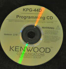 KENWOOD KPG-44D TK-790 TK-890, TK-690 radio programming software