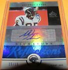 ANTONIO GATES - 2005 Upper Deck REFLECTIONS SSP Autograph #SR-AT Chargers 15 15