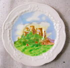 Conway Castle North Wales Royal Ivory John Maddock & Sons Saucer Made in England