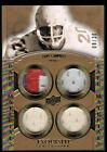 2010 Exquisite Collection Rare Materials #ERMEC Earl Campbell 30 PATCH - NM-MT