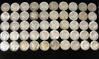 Roll of 50 XF-AU Mercury Silver Dimes $5 Face 90% Silver Great Value!
