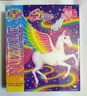 NEW Lisa Frank PUZZLE - SKYE THE RAINBOW PEGASUS - 48 Pieces - Size 91