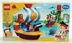 Lego duplo Jake's Pirate Ship Bucky 10514 Toy Contains 56 Pieces Ages 2-5 NEW