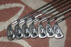 Callaway Golf X 20 Tour Irons 4 PW Project X 50 Flighted Steel Right Hand
