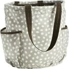 NEW Thirty One Retro Metro Shopping Utility shoulder Bag 31 gift lotsa dots u