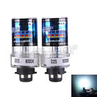 2x 35w D2sd2c Xenon Car Replacement Hid White Headlight Light Lamp Bulbs