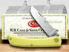 CASE XX Yellow Synthetic Sodbuster CV Pocket Knives