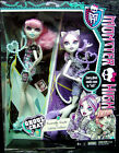 NEW! Monster High GHOUL CHAT! Catrine DeMew and Rochelle Goyle 2 Pack! NIB!