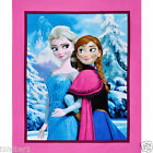 DISNEY FROZEN FABRIC PANEL SISTERS SNOWY SCENIC QUILT TOP WALLHANG CP52337 NEW