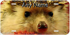Hedgehog Any Name Personalized Novelty Auto Car License Plate