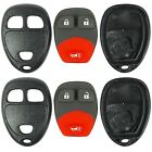 2 New Remote Key Keyless Entry Fob Case Shell Housing Button Pad Replacement 420