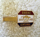 VINTAGE SHRINER CENTENNIAL TIE BAR 1872-1972